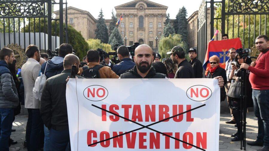 Петиція проти ратифікації Стамбульської конвенції