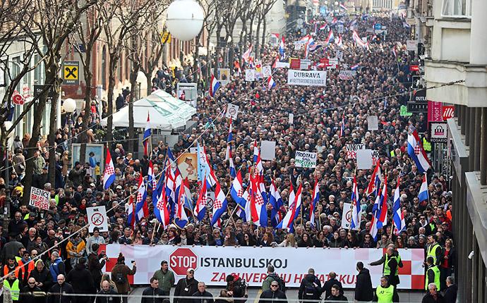 Проти ратифікації Стамбульської конвенції: юридична експертиза