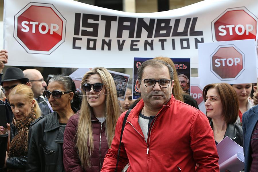 Громадськість Хорватії проти ратифікації Стамбульської конвенції